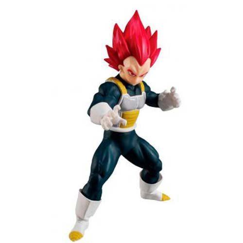 figura super saiyan god vegeta 11 cm