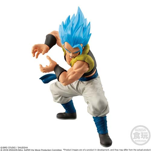 figura dragon ball super broly gogeta 11 cm