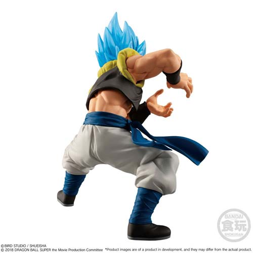 figura super saiyan dragon ball super broly gogeta