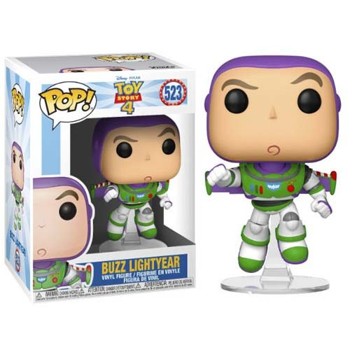 funko pop buzz ligthyear toy story 4