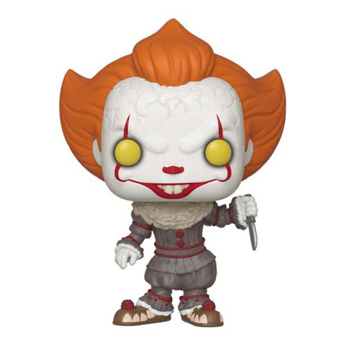 funko pop pennywise blade it