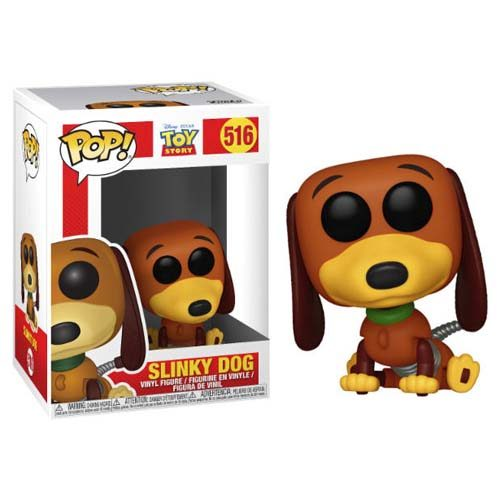 funko pop slinky dog toy story