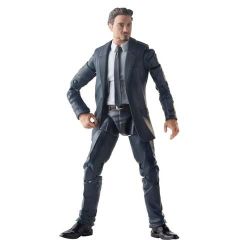 figura iron man marvel legends