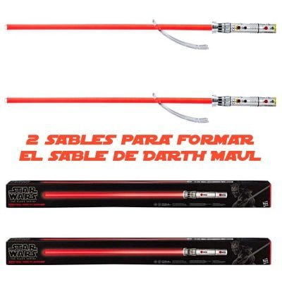 sable laser darth maul