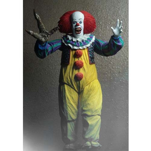 figura ultimate pennywise