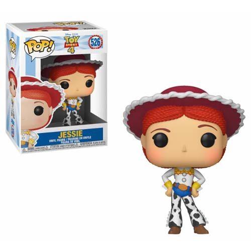 funko pop jessie toy story 4 disney