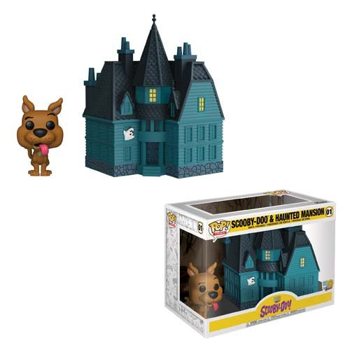 funko pop scooby doo and haunted house