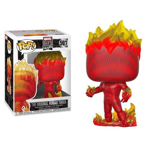 funko pop the original human torch