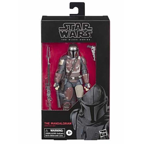 figura the mandalorian black series star wars