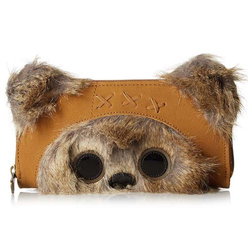 cartera monedero star wars ewok loungefly