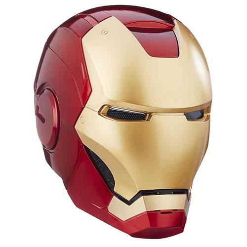 casco electrónico marvel legends hasbro