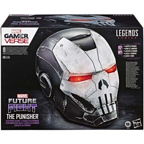casco electrónico punisher war machine