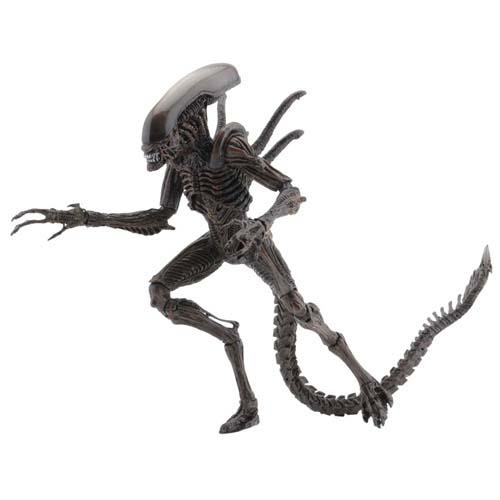 figura warrior alien 18 cm