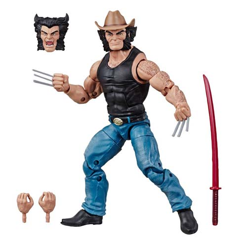 figura cowboy logan marvel