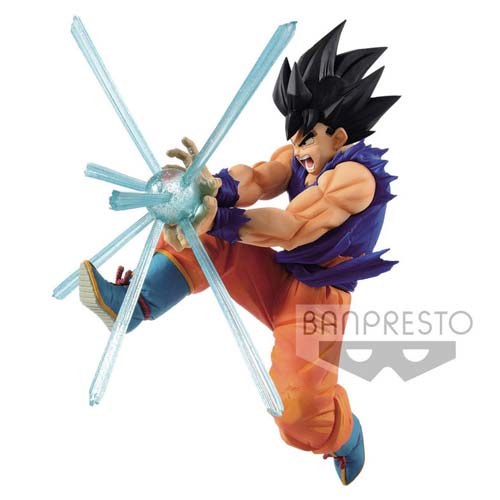 figura son goku dragon ball z