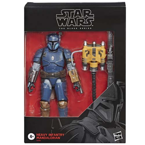figura the mandalorian