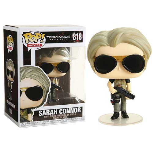 funko pop sarah connor terminator dark fate