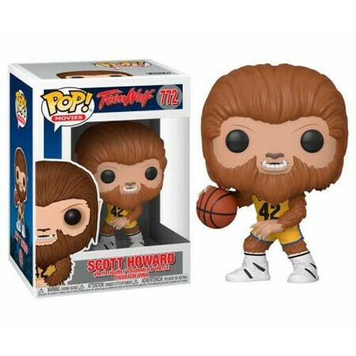 funko pop scott howard teen wolf