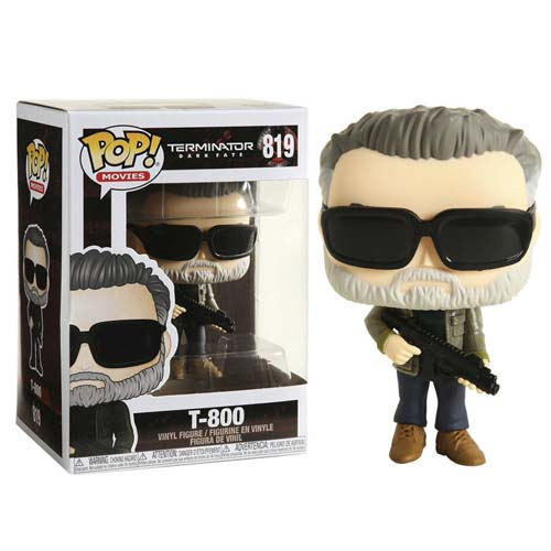 funko pop terminator dark fate t - 800