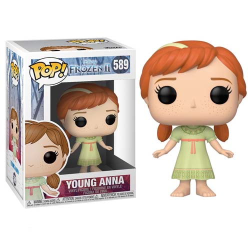 funko pop young anna frozen 2