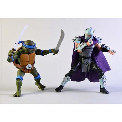 pack 2 figuras tortugas ninja