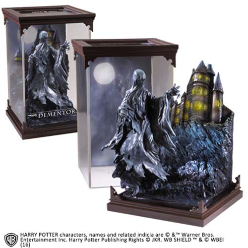 estatua dementor harry potter
