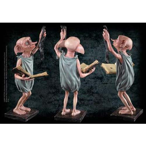 estatua elfo dobby 25 cm harry potter