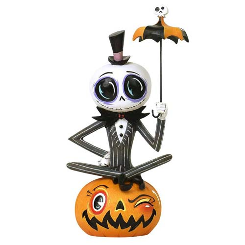estatua jack skellington 18 cm