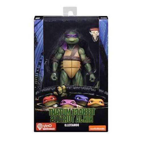 figura donatello tortugas ninja 18 cm neca