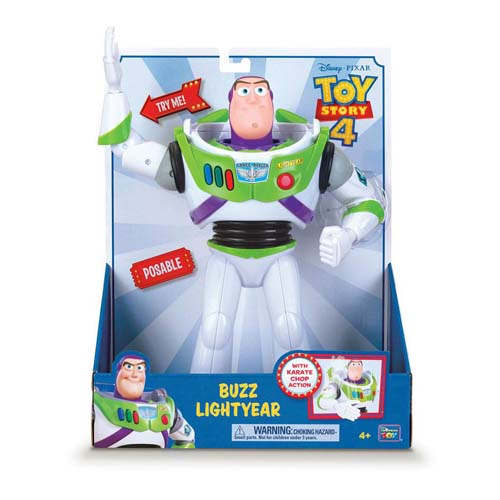 figura buzz lightyear toy story 4 disney
