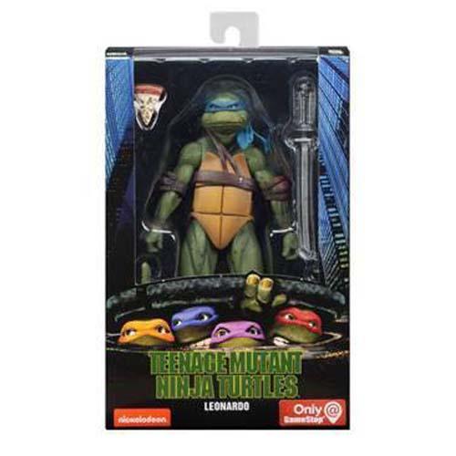 figura leonardo tortugas ninja neca