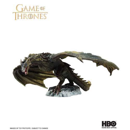 figura rhaegal juego de tronos