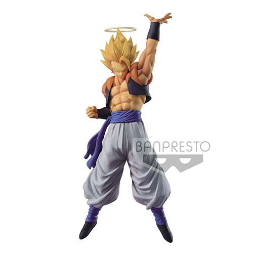 figura super saiyan gogeta dragon ball 23 cm