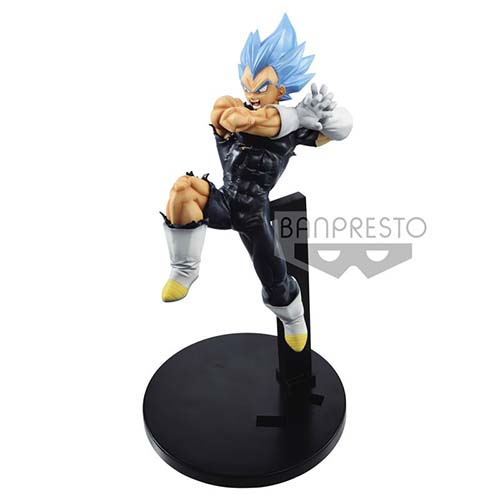 figura vegeta ss blue dragon ball super 17 cm