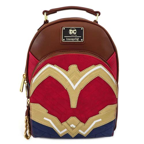 mochila wonder woman loungefly