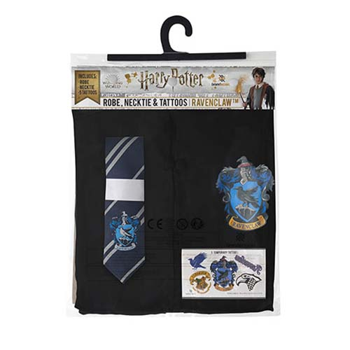 pack disfraz ravenclaw harry potter