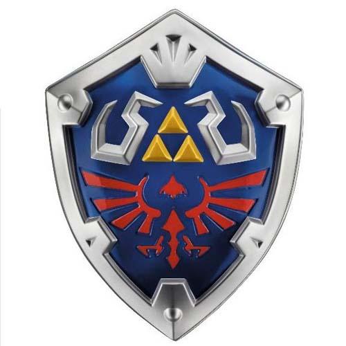 réplica escudo link the legends of zelda