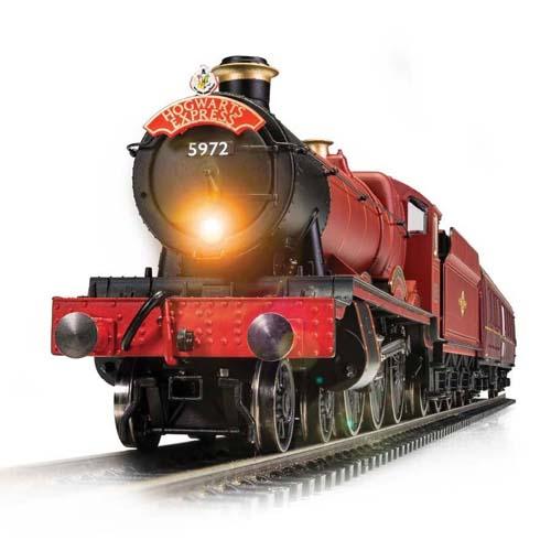 tren eléctrico hogwarts express harry potter