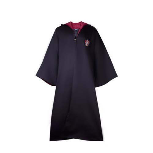 túnica de mago gryffindor