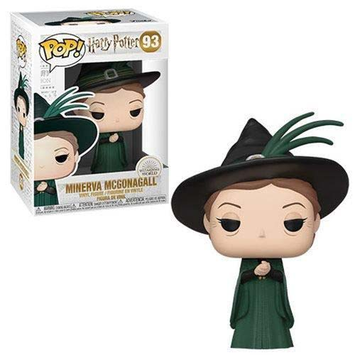 funko pop minerva mcgonagall harry potter
