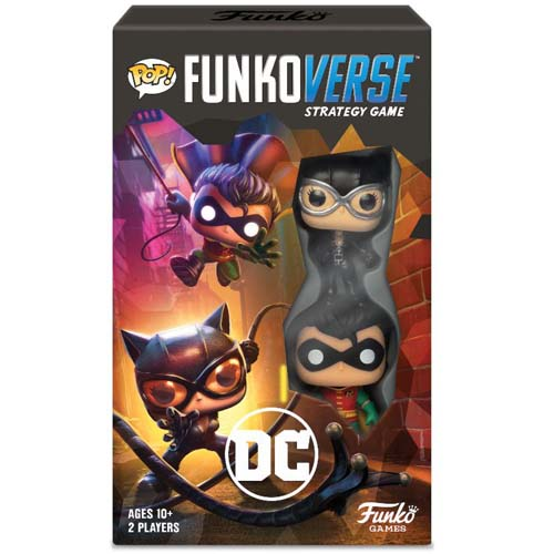 funkoverse pack expansion dc comics