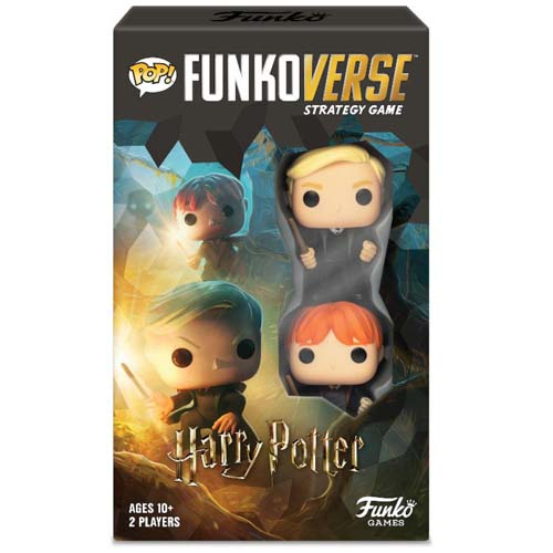 funkoverse harry potter pack expansion