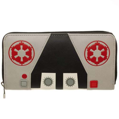 cartera tarjetero piloto at at star wars