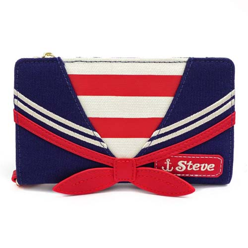cartera tarjetero steve ahoy stranger things