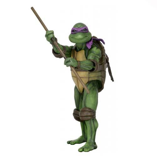 figura donatello tortugas ninja 42cm neca
