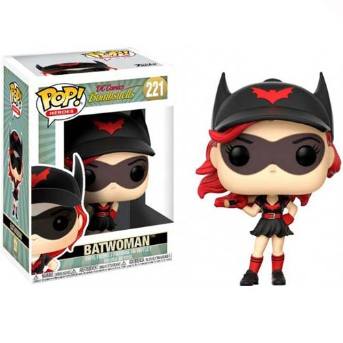 funko pop batwoman dc comics