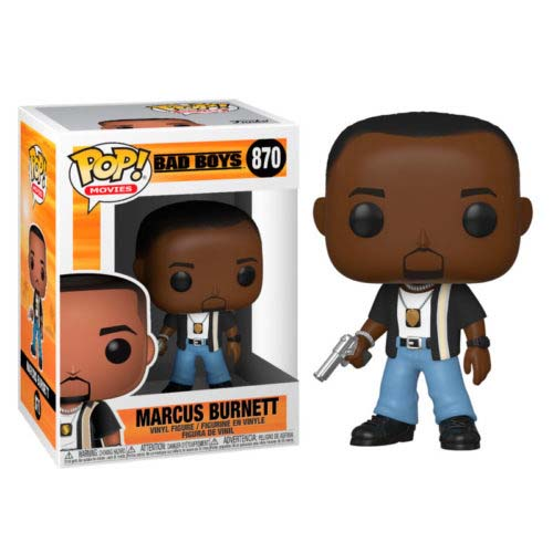 funko pop marcus burnett bad boys