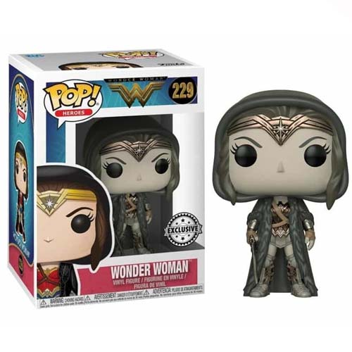 funko pop wonder woman dc comics