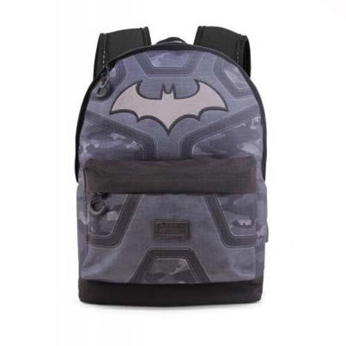 mochila batman dc comics