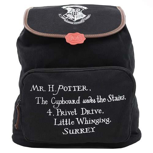 mochila carta aceptación hogwarts harry potter